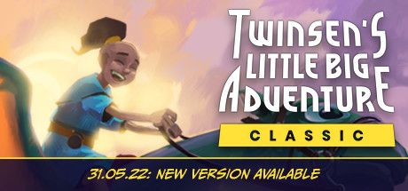 Little Big Adventure cover art