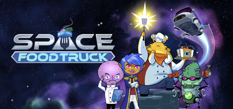 Space Food Truck title thumbnail