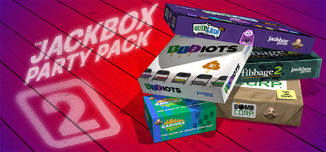 Teaser image for The Jackbox Party Pack 2