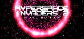 Hyperspace Invaders II: Pixel Edition cover art