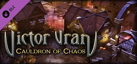 Victor Vran: Cauldron of Chaos Map