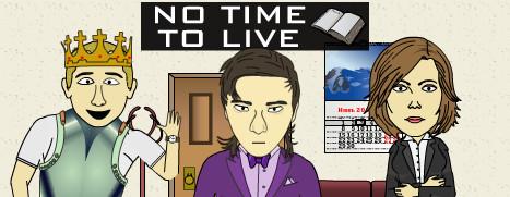 No Time To Live - 无暇生活