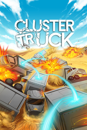 Clustertruck poster image on Steam Backlog