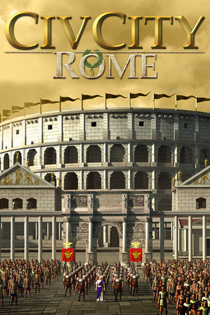 CivCity: Rome poster image on Steam Backlog