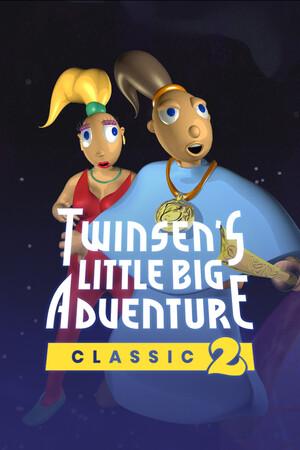 Little Big Adventure 2 poster image on Steam Backlog