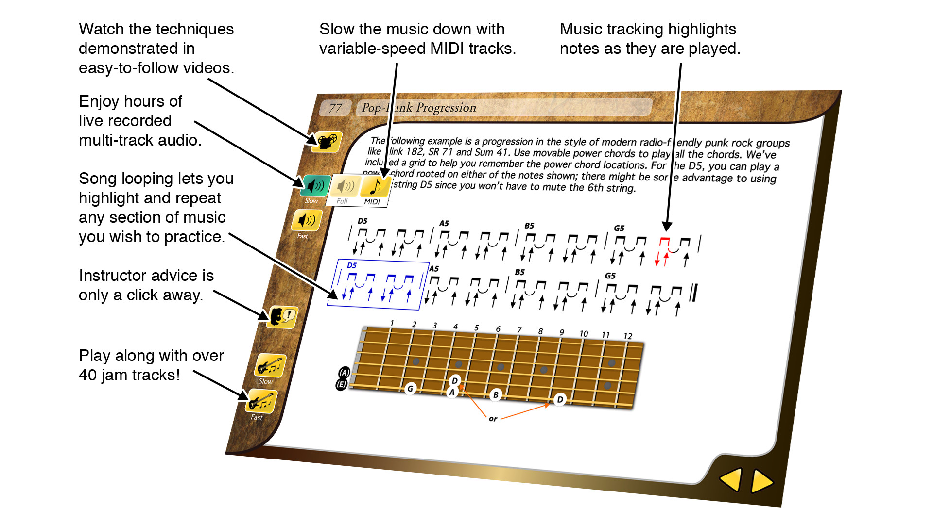 Emedia Interactive Rock Guitar On Steam