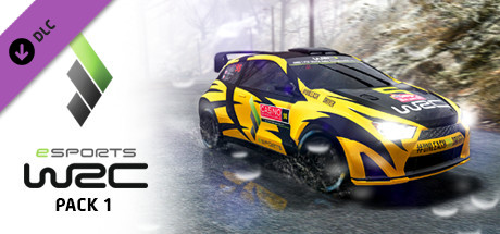 WRC 5 - WRC eSports Pack 1
