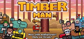 Timberman cover art