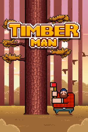 Timberman poster image on Steam Backlog