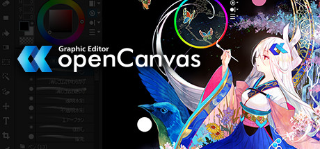 openCanvas 7 on Steam