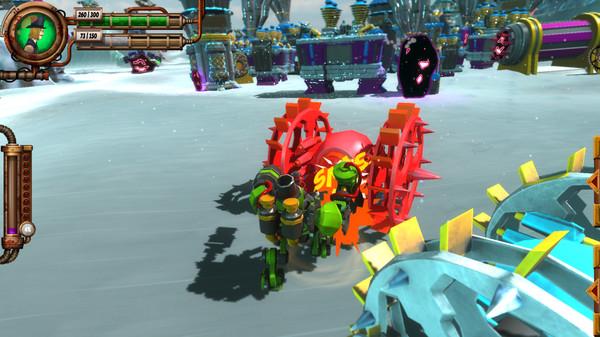Goggles World of Vaporia Screenshot 3