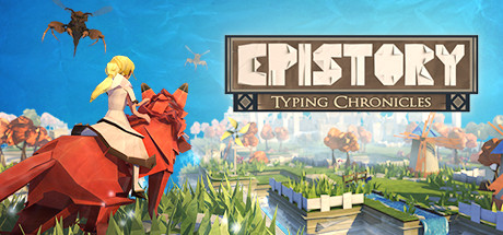 Epistory - Typing Chronicles cover art