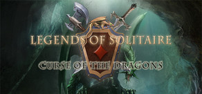 Legends of Solitaire: Curse of the Dragons cover art