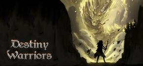 Destiny Warriors cover art