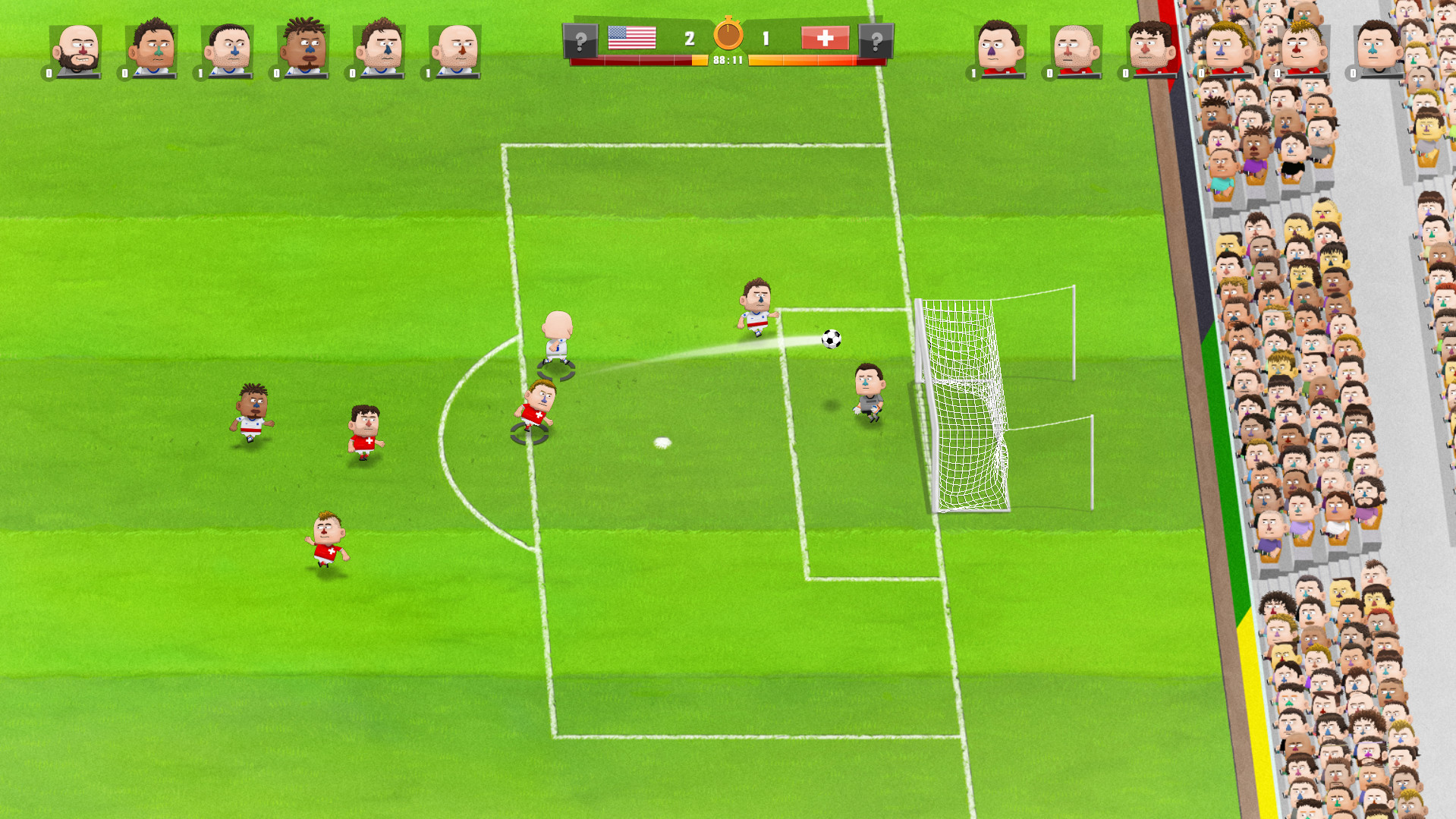 Kopanito All-Stars Soccer Screenshot 3