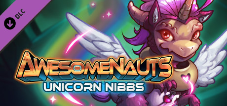 Awesomenauts - Unicorn Nibbs