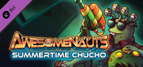 Awesomenauts - Summertime Chucho Skin