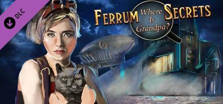 Ferrum's secrets - Vintage Vision cinematograph pack
