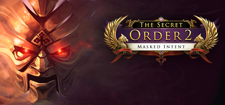 The Secret Order 2: Masked Intent cover art