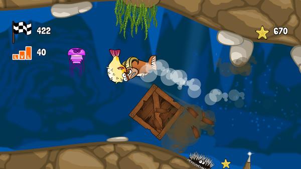Blowy Fish 0