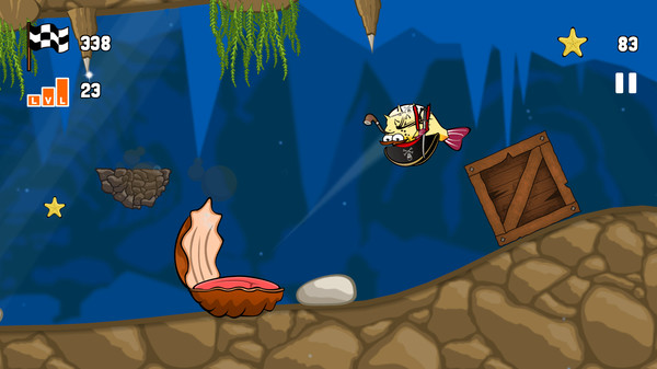 Blowy Fish 5