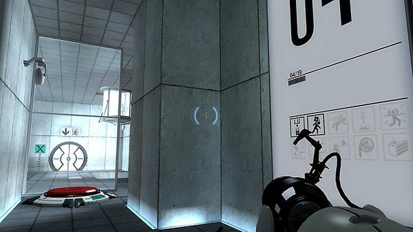 Screenshot of Portal