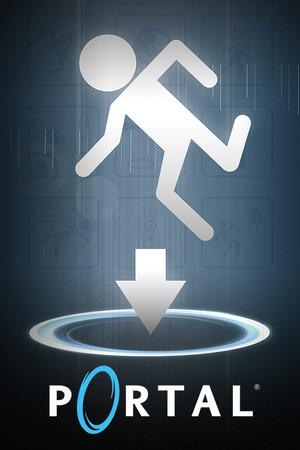 Portal poster image on Steam Backlog