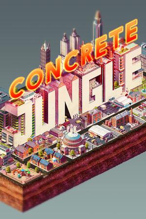Concrete Jungle poster image on Steam Backlog