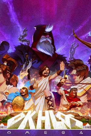 Okhlos: Omega poster image on Steam Backlog