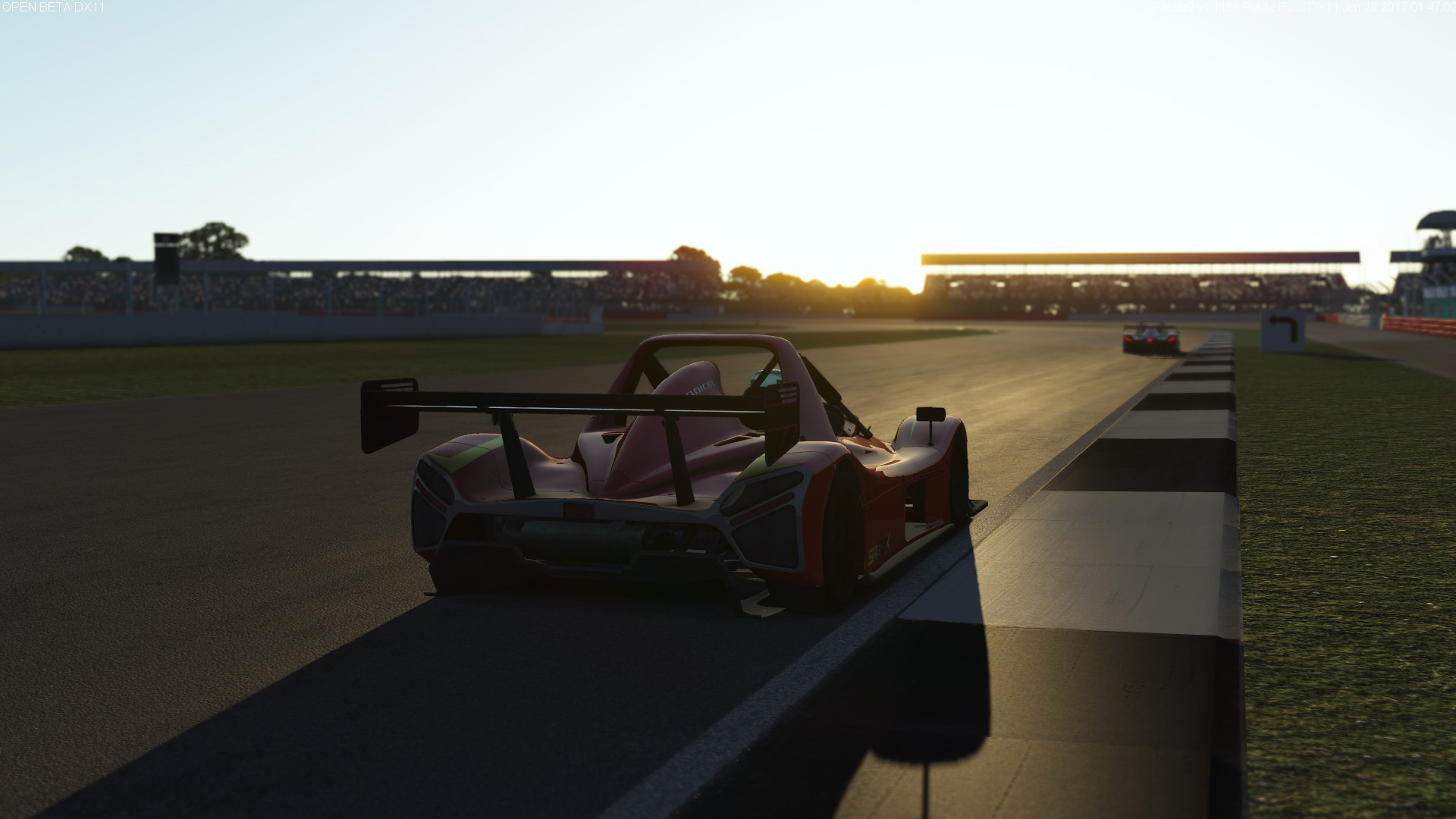 rFactor 2 Demo on Steam