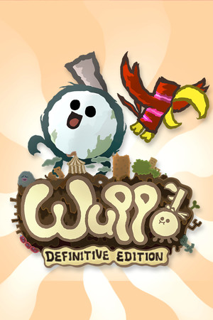 Wuppo: Definitive Edition poster image on Steam Backlog