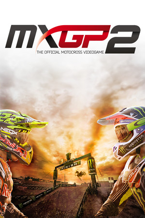 MXGP2 - The Official Motocross Videogame poster image on Steam Backlog