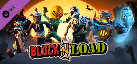 Block N Load - Scary Monsters Skins Pack