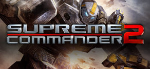 Supreme Commander 2 cover art