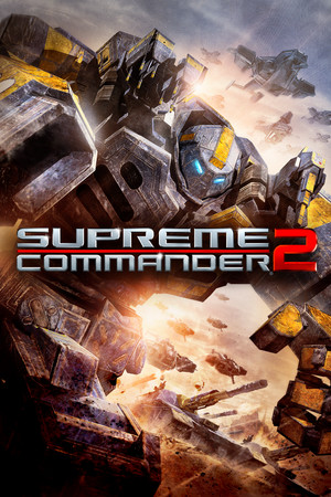 Supreme Commander 2 poster image on Steam Backlog