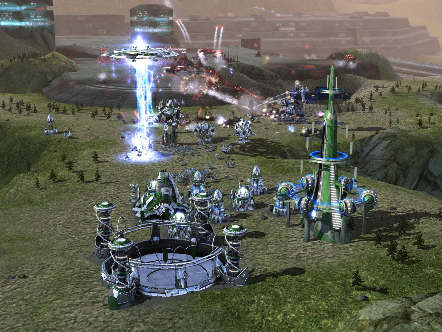 Supreme commander forged alliance for mac download