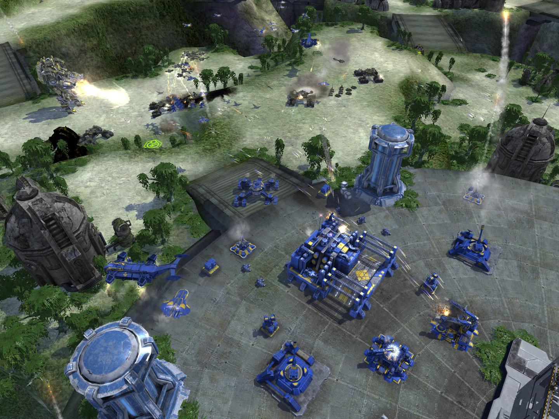 supreme commander 2 download size