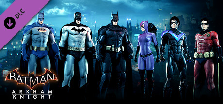 Batman™: Arkham Knight – Bat–Family Skin Pack