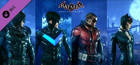 Batman™: Arkham Knight - Crime Fighter Challenge Pack #1