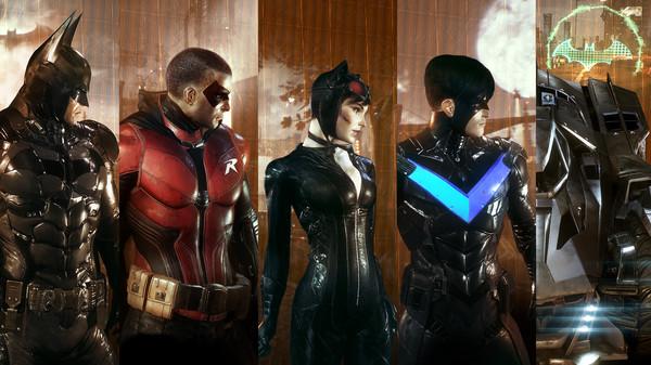 Скриншот №1 к Batman™ Arkham Knight - Crime Fighter Challenge Pack 2