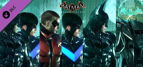 Batman™ Arkham Knight – Crime Fighter Challenge Pack 3