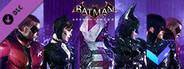 Batman: Arkham Knight - Crime Fighter Challenge Pack #4