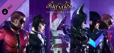 Batman™: Arkham Knight - Crime Fighter Challenge Pack #4