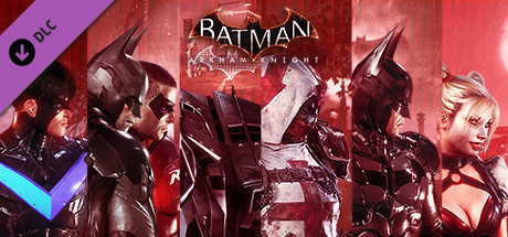 Batman™: Arkham Knight Crime Fighter Challenge Pack #5