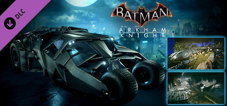 Batman™: Arkham Knight - 2008 Tumbler Batmobile Pack
