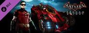 Batman: Arkham Knight - Robin and Batmobile Skins Pack