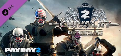 PAYDAY 2: Gage Chivalry Pack