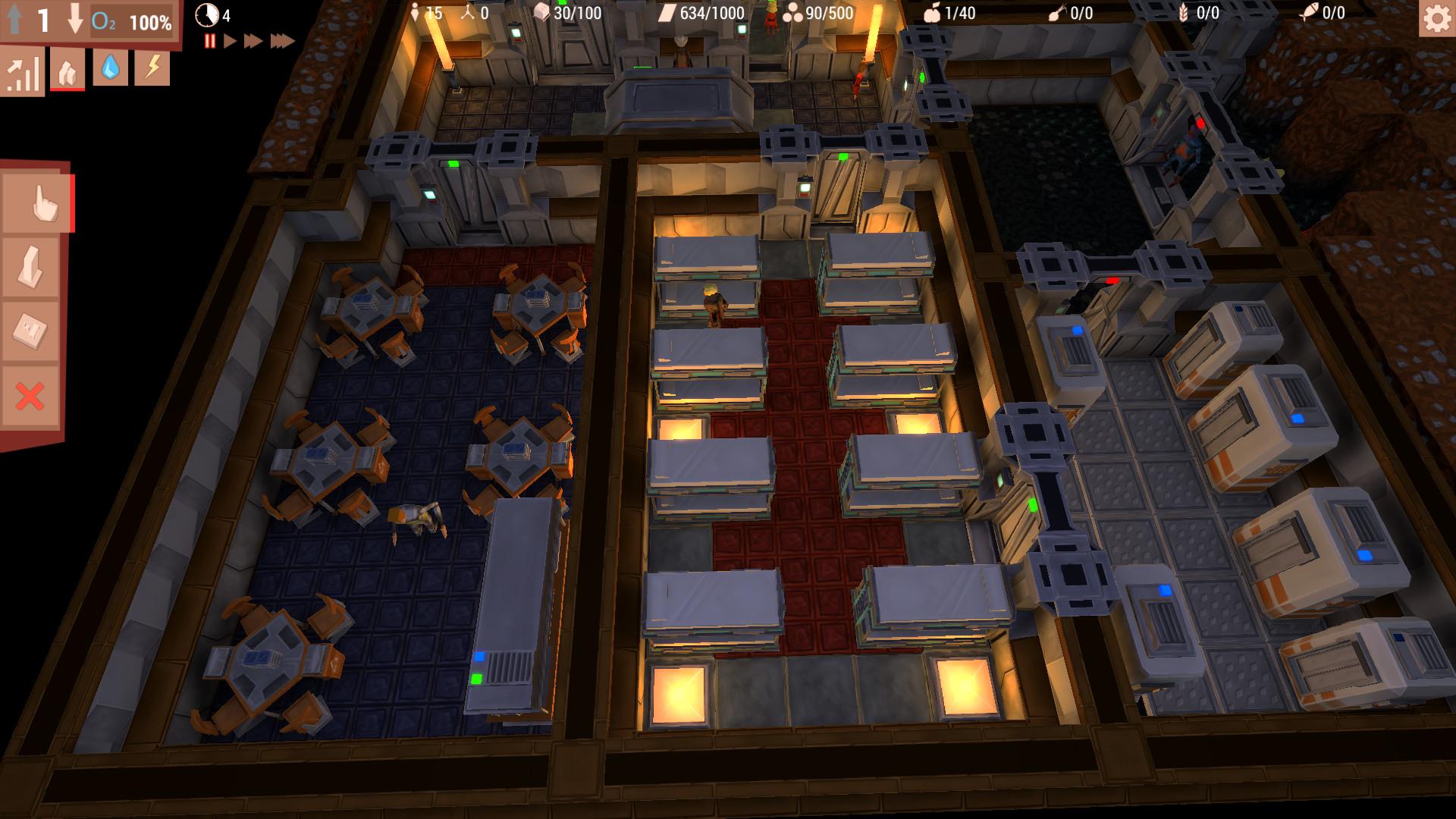 Life in Bunker Screenshot 3