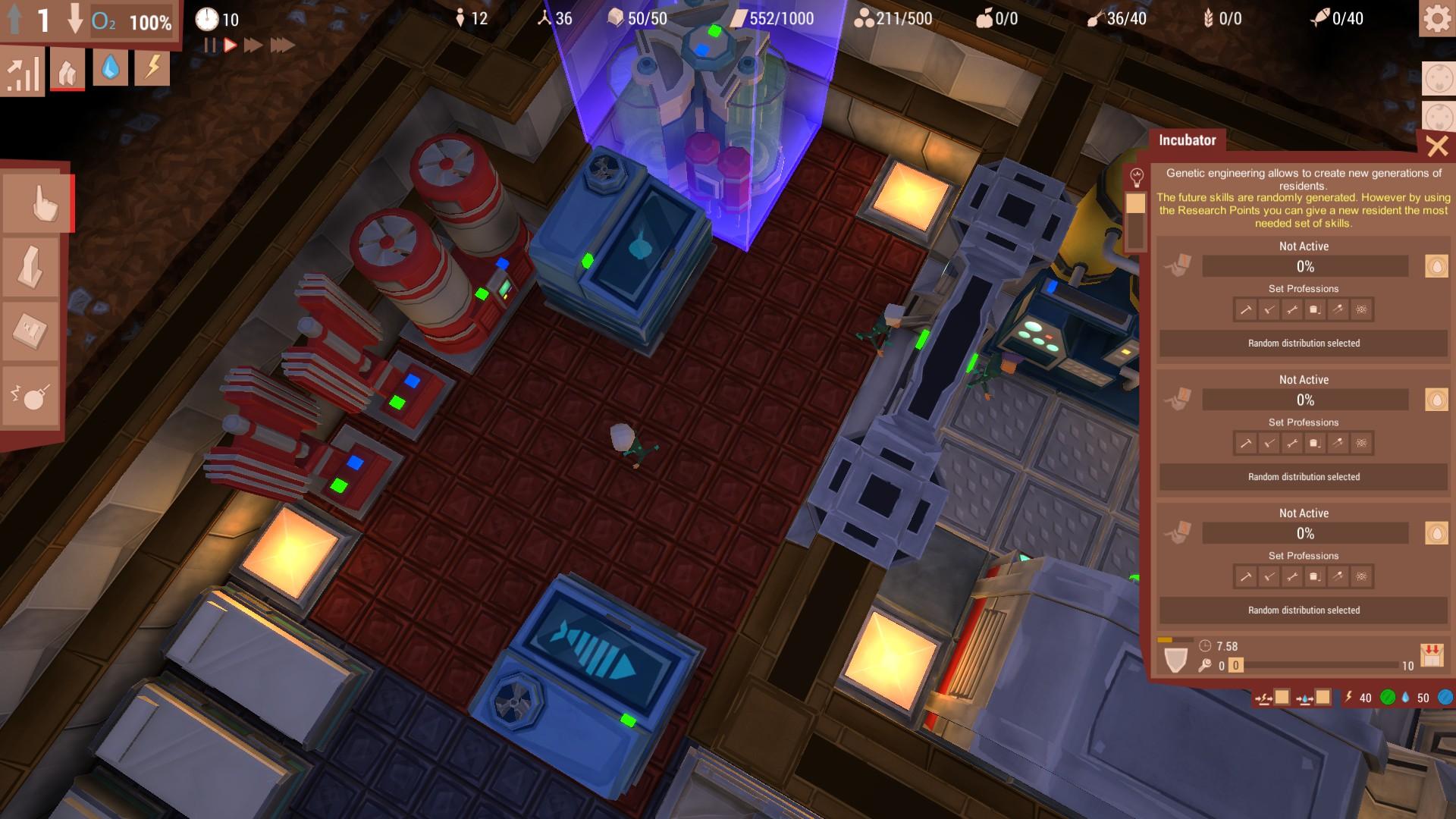 Life in Bunker Screenshot 1