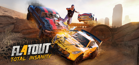 FlatOut 4: Total Insanity cover art
